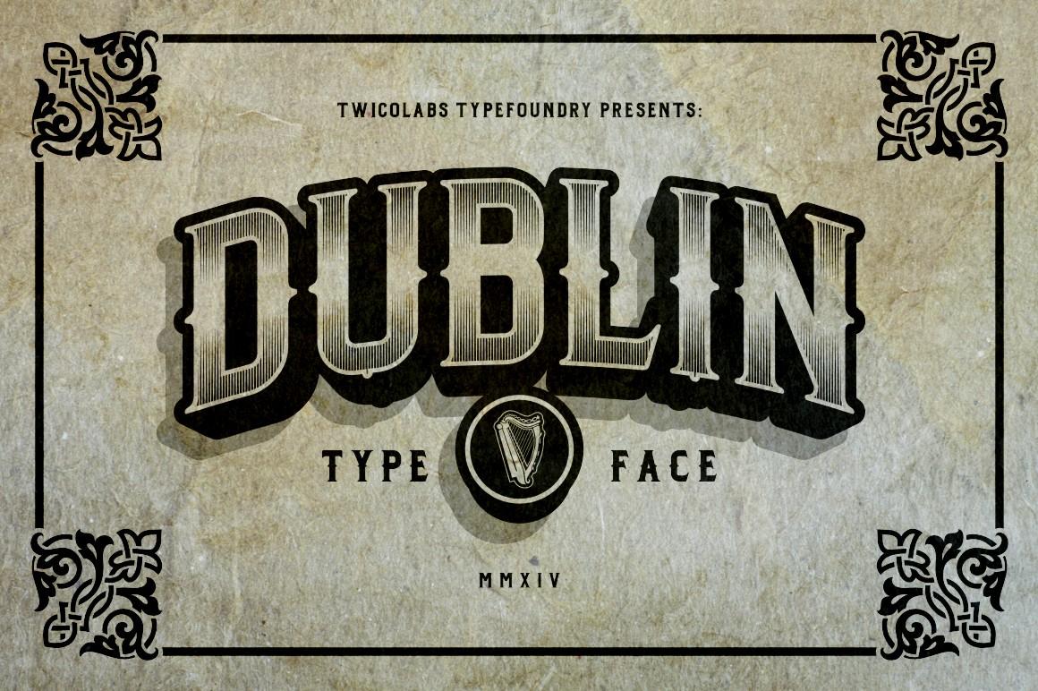 Twicolabs Font Bundles 2 5 Hot Vintage Fonts For Just